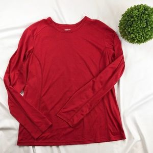 Columbia Titanium dri fit long sleeve hiking shirt